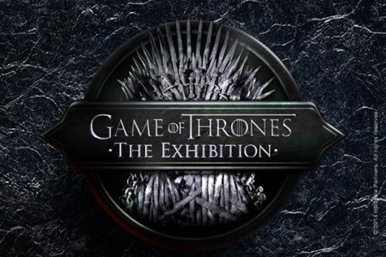 Game of Thrones exhibit at Waterfront Hall, Belfast
