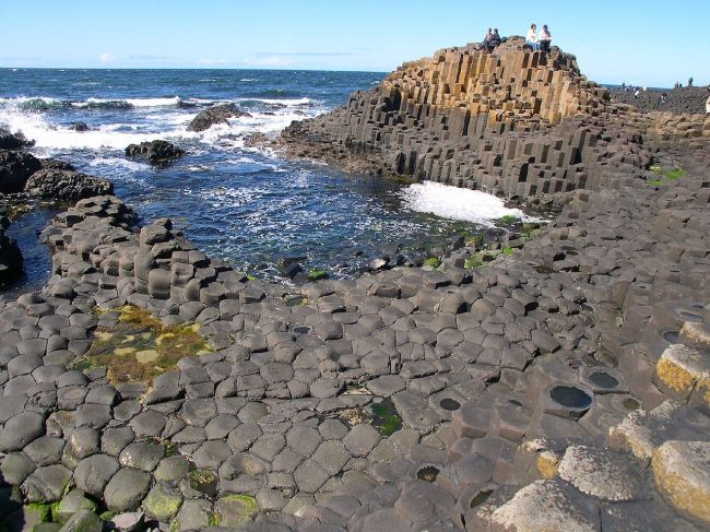 I can't wait to see The Giant's Causeway!