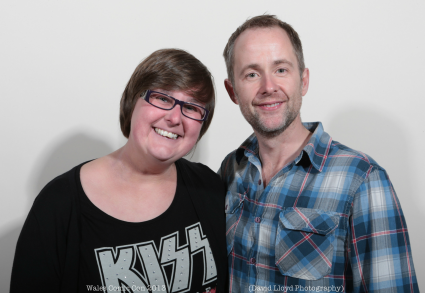 Meeting Billy Boyd at Wales Comic Con 2013