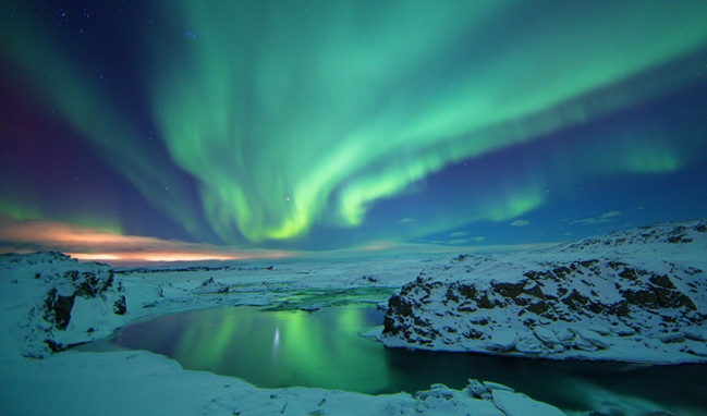 I think seeing the Northern Lights will be on most peoples bucket lists