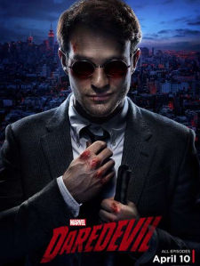 Matt Murdock, the perfectly cast Charlie Cox