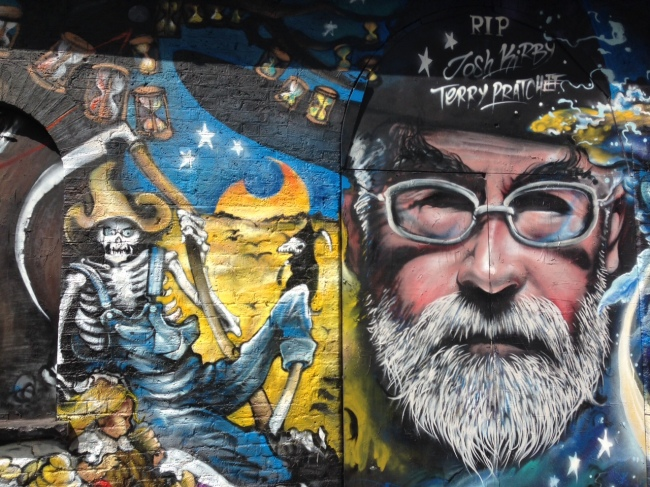 A wonderful tribute to Terry Pratchett