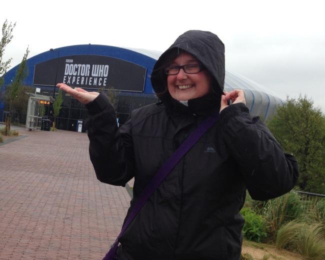 A wee bit of rain never hurt anyone!