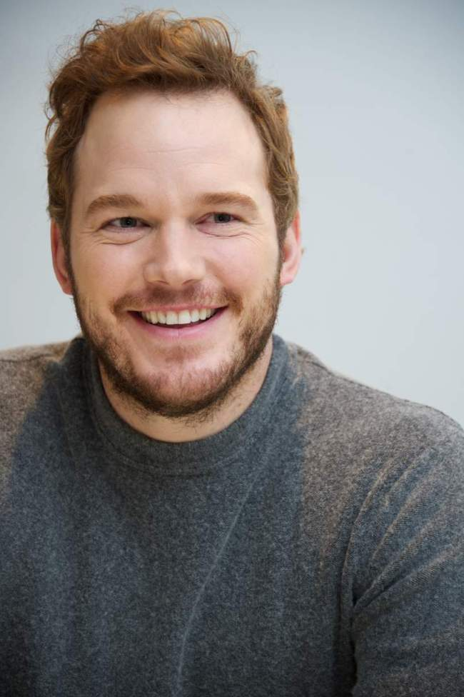 Is Chris Pratt the perfect 80s leading man?  I think so!