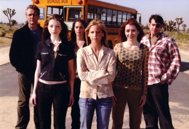 Friendship Goals - Buffy and the Scooby Gang
