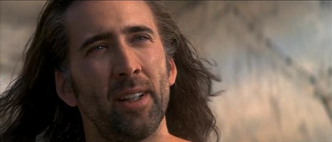 Con Air - The most Nicholas Cagey-Nicholas Cage film?